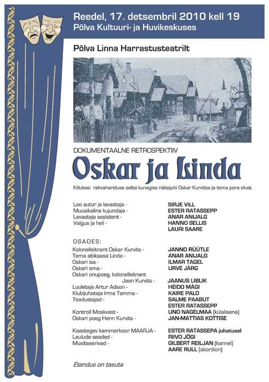 Oskar Kurvits Sirje Villa näidendis