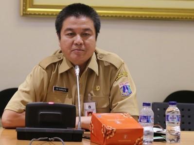 Kepala Dinas Pelayanan Pajak DKI Jakarta Edi Sumantri. (beritajakarta.com)