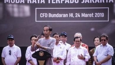 Photo of Ini Pesan Jokowi Saat Meresmikan MRT Jakarta