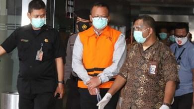 Photo of KPK Tetapkan Edhy Prabowo Sebagai Tersangka Penerima Suap