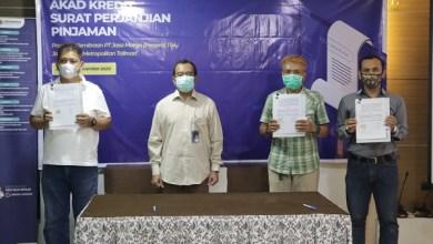 Photo of Bantu UMKM di Masa Pandemi Covid-19, Jasa Marga Salurkan Rp3,5 Miliar