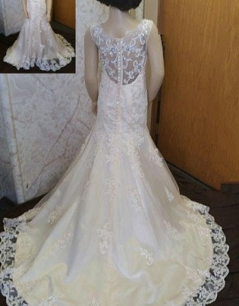 Match my Mori Lee 2601 wedding dress for my flower girl.