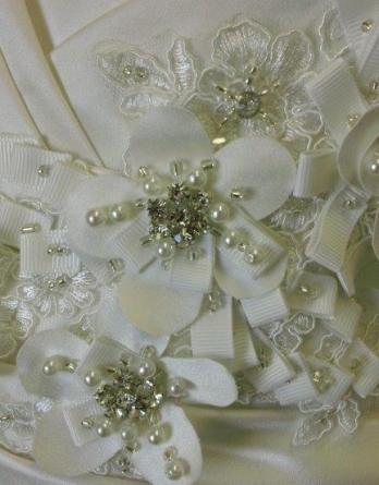 Rosette/Floral Dresses