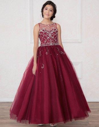 Elegant Pageant Dresses for Girls