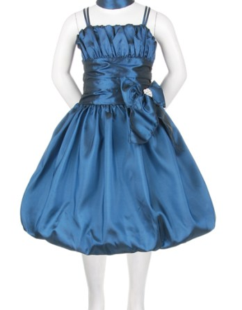 teal girls holiday dress sale