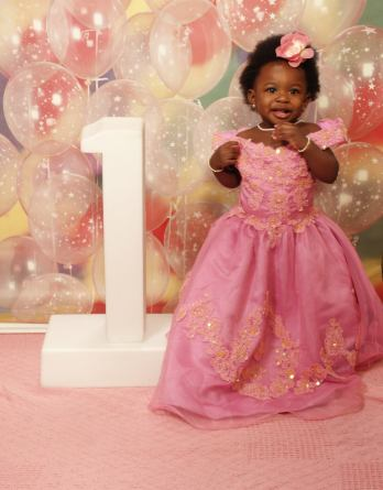 First Birthday Dress