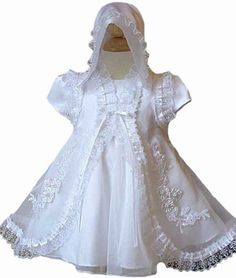 girl christening gowns