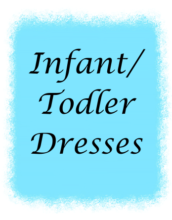 Infant/Toddler Dresses