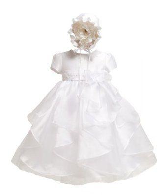 baby girl christening dress