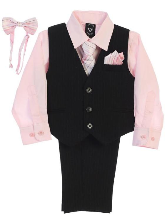 boys vest and tie sets
