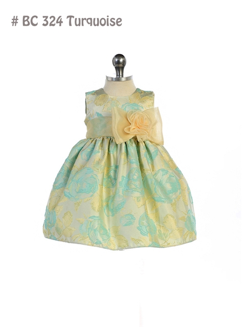 turquoise spring easter dresses