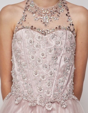 formal dress bodice