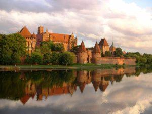 Zabytki UNESCO w Polsce - Zamek krzyżacki w Malborku