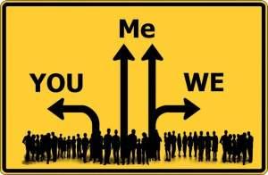 myślenie pozytywne przez zdrowy egoizm - negatywne myśli życie pod dyktando innych