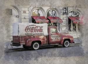 coca cola historia powstawania