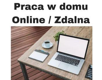 Praca zdalna w domu przez internet 2019-2020?!