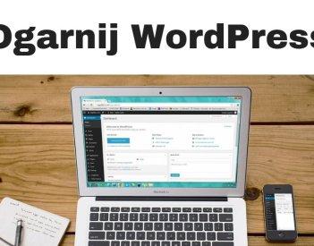 Kurs WordPress online - tworzenia stron www 2019-2020
