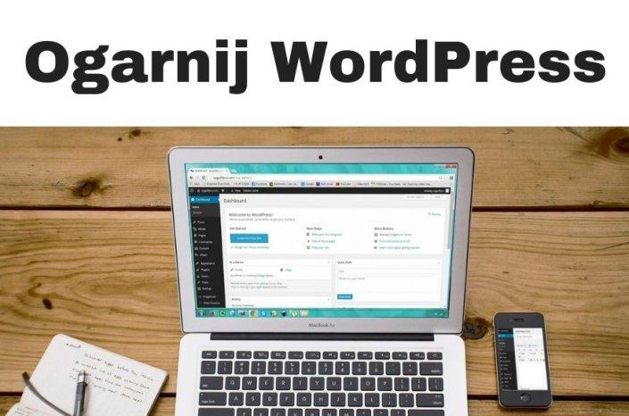 Kurs WordPress online - tworzenia stron www 2020-2021