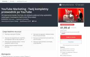 youtube marketing kurs online