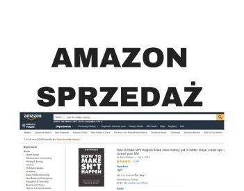 Sprzedaż na Amazon - ebooki i książki - Moje opinie i Rady!