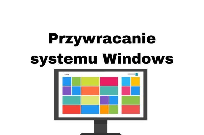 Przywracanie systemu Windows 10, 7, 8, 8.1 Odzyskiwanie!