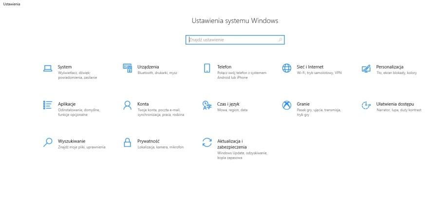 ustawienia systemu Windows do przywrócenia i odzyskiwania go.jpg