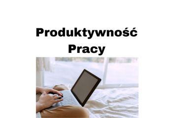 Produktywność pracy - 8 rzeczy, które ją ograniczają