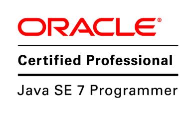Oracle Certified Professional Java SE 7 Programmer logo