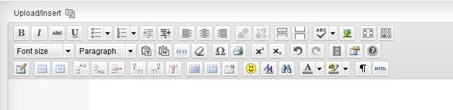TinyMCE Advanced | Podstawowe wtyczki wordpress