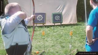Strzelanie z łuku | Święto brzozy