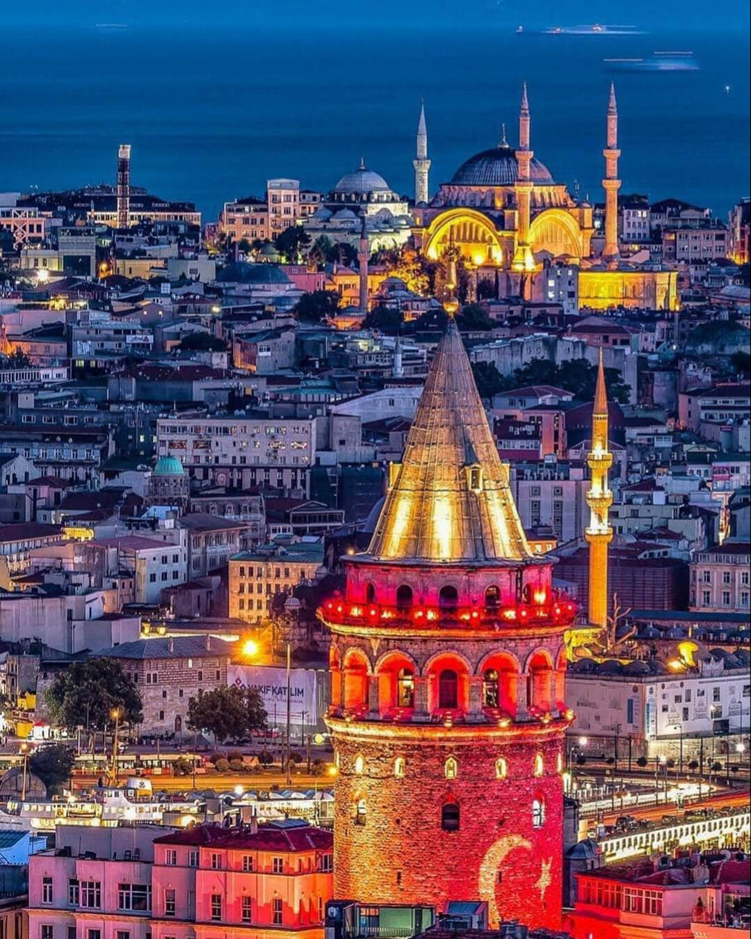 package tour Istanbul