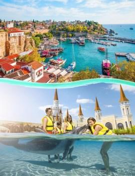 Package tour Antalya