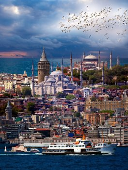 Private Package Groups Istanbul Tour