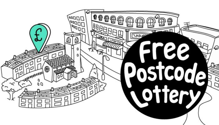 Free-Postcode-Lottery