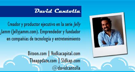 El perfil emprendedor de: David Cantolla, bitoon.com