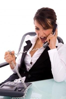 Atender por teléfono al cliente