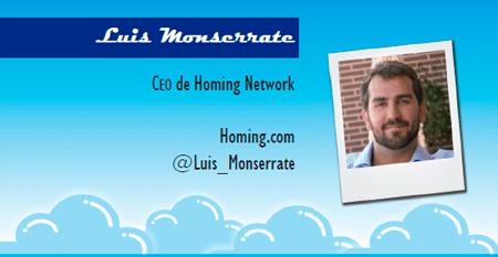 El perfil emprendedor de: Luis Monserrate, homing.com
