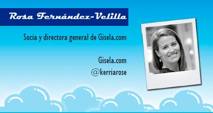 El perfil emprendedor de: Rosa Fernández-Velilla, gisela.com