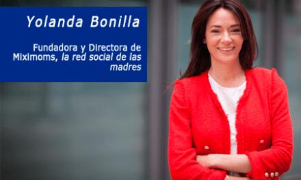 El perfil emprendedor de: Yolanda Bonilla, miximoms.com