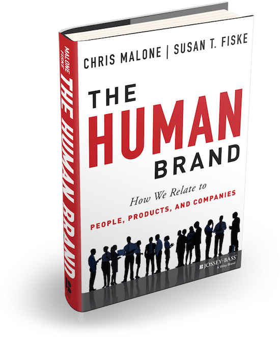 Clientes. The human brand