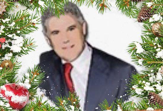 Te deseo Feliz Navidad. El blog, tú y yo.