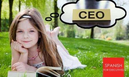 Las niñas ya no queremos ser princesas: queremos ser CEOs