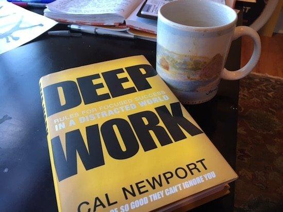 Deep Work. Las reglas para el éxito