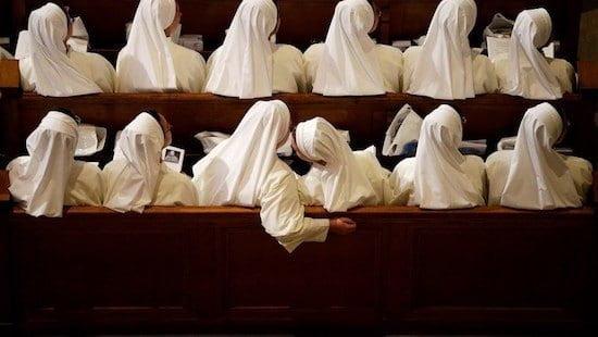 lecciones de liderazgo de las monjas