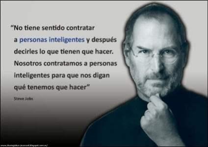 El síndrome de Procusto frente a Steve Jobs