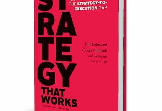 Cómo crear una Estrategia que funcione en tu empresa /2