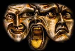 art, faces, mask