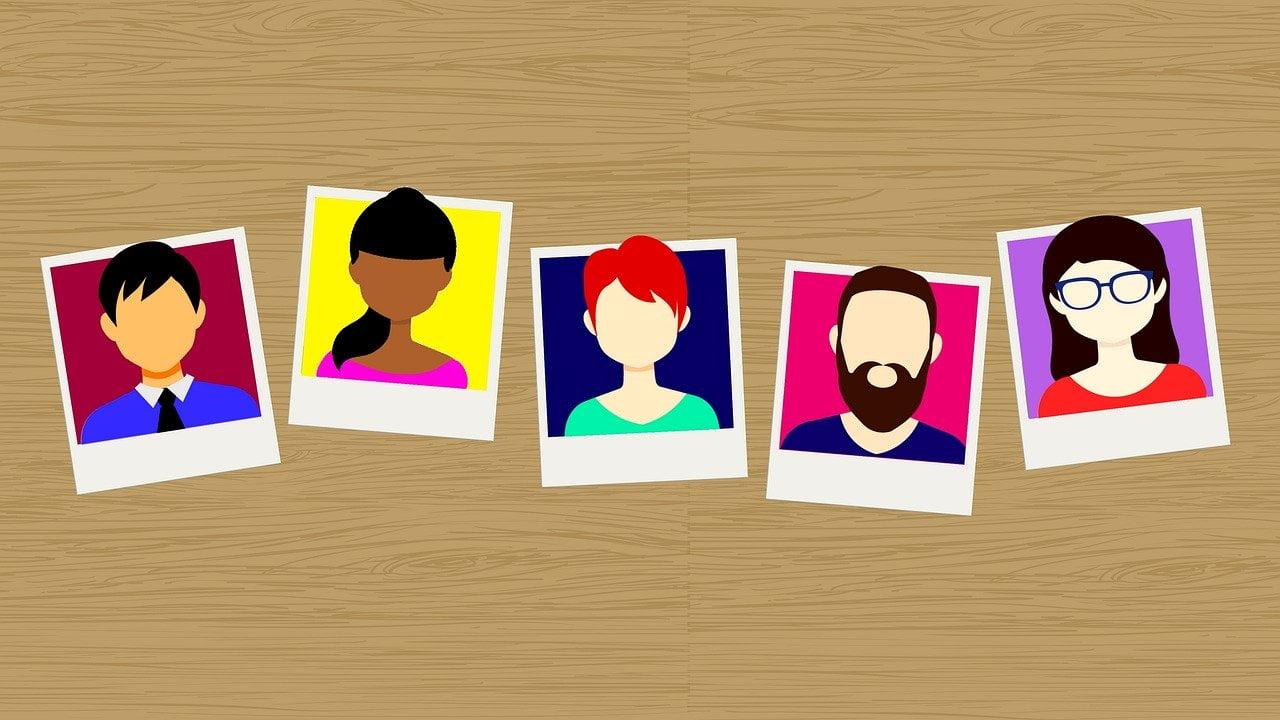 avatar, customers, photos