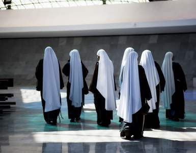 nuns, church, religion