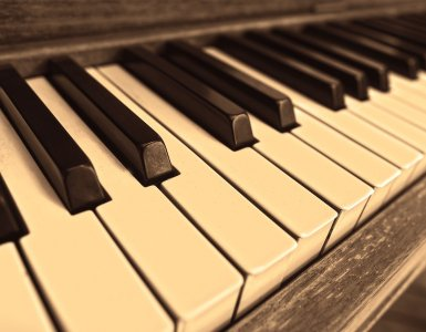 piano, piano keys, classical music